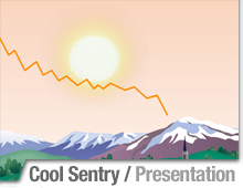 Cool Sentry – Presentation