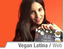 Vegan Latina – Web